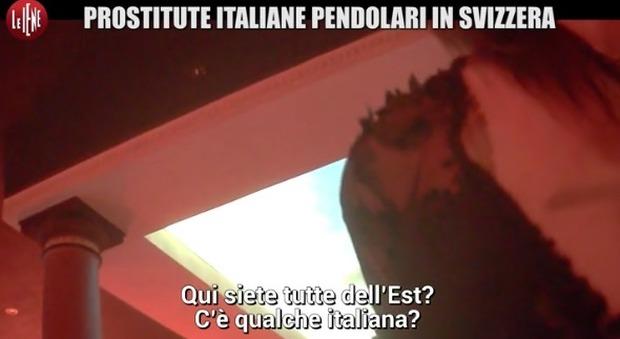 Le prostitute italiane in Svizzera: «In Italia troppe tasse, qui guadagniamo 15mila euro al mese»