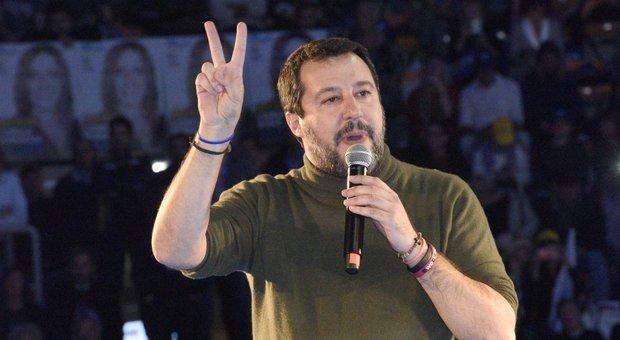 Sardine oggi a Modena, ira di Salvini su Facebook: «Uno di loro invocava il mio omicidio»