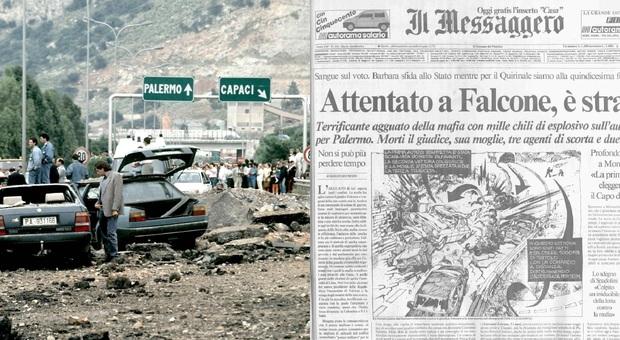 Capaci, anniversario con polemica. Salvini: «No divisioni su lotta a mafia»