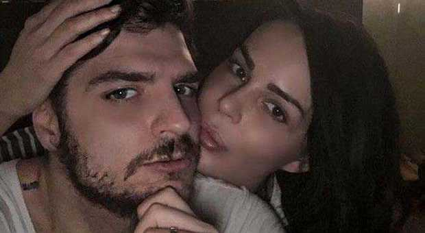 Luigi Favoloso e Nina Moric (Instagram)