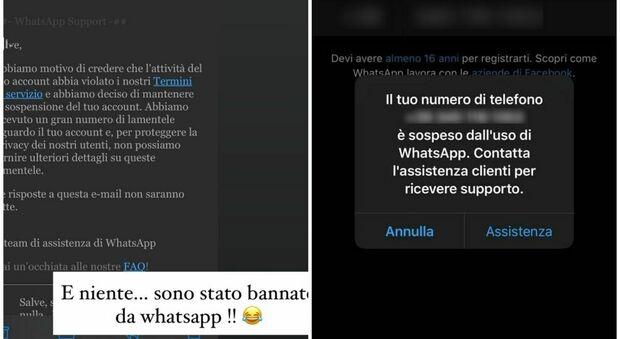 «WhatsApp ha bloccato il mio account: sono fuori dal mondo, così non posso lavorare»