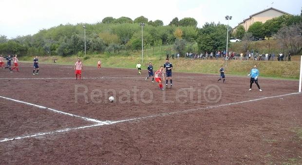 Una fase del match (Foto Renato Leti)