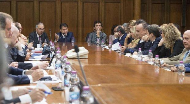 Manovra, Conte: via libera Cdm a dl fiscale e legge bilancio