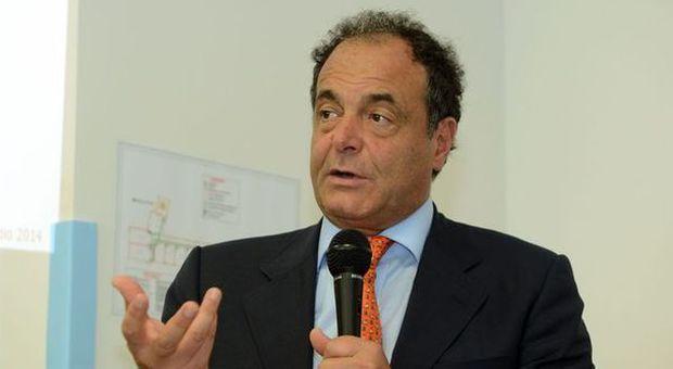 Enrcio Brizioli (foto Federico De Marco)