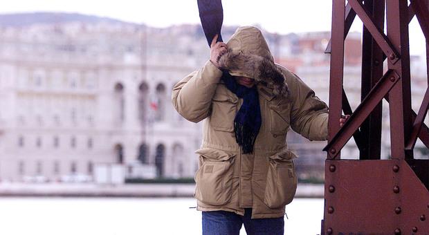 Meteo, soffia il vento di Bora sul Veneto Le previsioni fino a giovedì