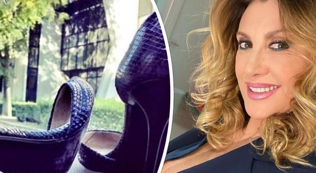Manuela Moreno: rubate le scarpe della conduttrice del Tg2. Scassinato l'armadietto a Saxa Rubra