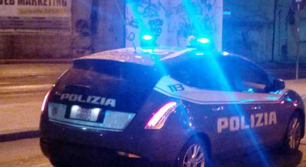 La polizia ha arrestato il magrebino