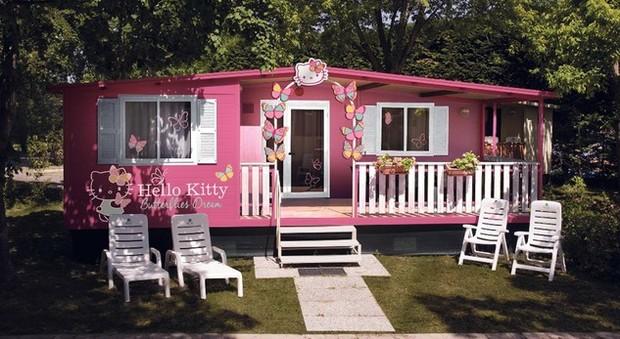 Vivere In Una Casa In Perfetto Stile Hello Kitty