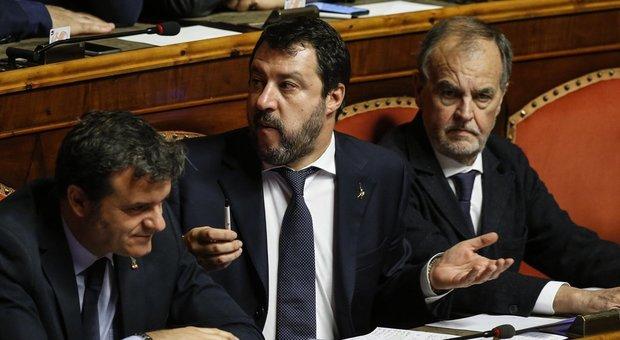 Conte riferisce sul Mes, Salvini scrive ai suoi in chat: neanche la sua maggioranza lo ascolta