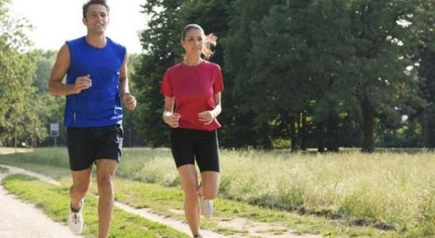 Cuore, basta correre una decina di km a settimana per tenerlo in forma