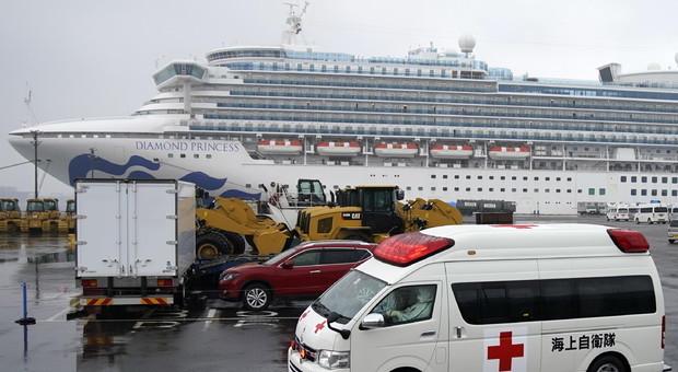 Coronavirus, morti almeno 5 passeggeri della Diamond Princess: ultima vittima è donna di 70 anni