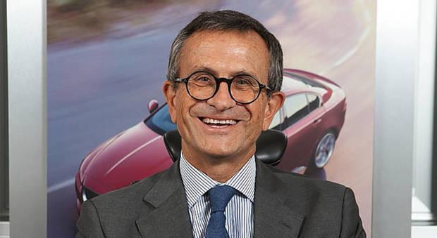 Daniele Maver, presidente della filiale italiana di Jaguar Land Rover