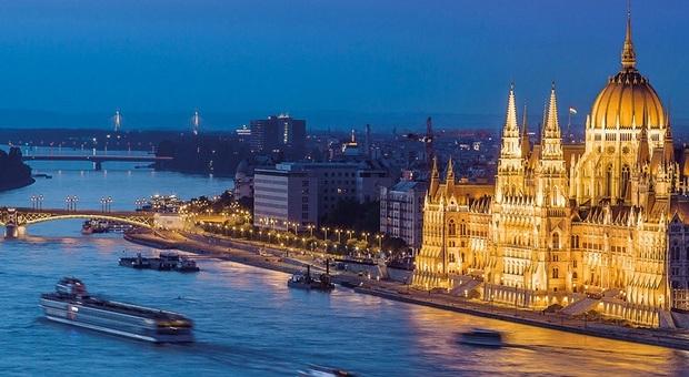 Sul bel Danubio Blu, a spasso tra 4 stati e 3 metropoli del centro Europa