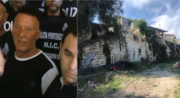 Johnny Lo Zingaro, il nascondiglio in una cascina a 8 km da Sassari
