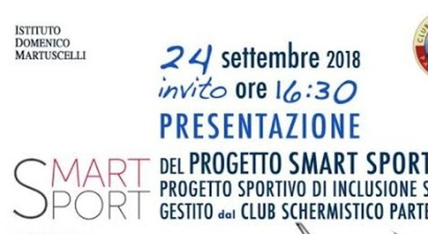 Smart Sport, al via l'iniziativa con Uici e Cuomo al Martuscelli