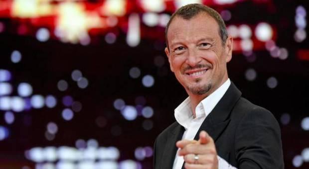 Amadeus, direttore artistico di Sanremo
