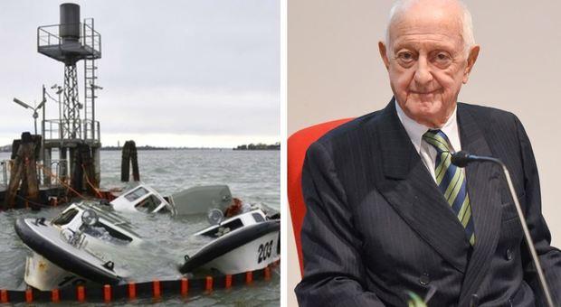 Acqua alta, Cipriani: «Venezia in balia di se stessa, il Mose non la difenderà mai»