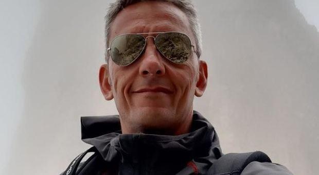 Mattia Bon, l'escursionista di Spinea scomparso a settembre