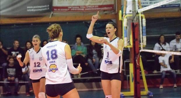 Nello scorso campionato la Giò Volley Aprilia ha sfiorato i play-off promozione in serie A2