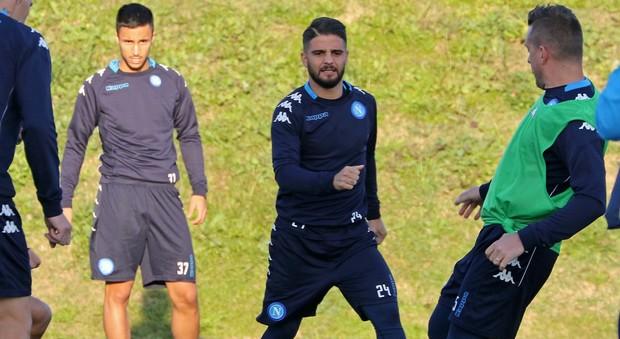 Fuori o dentro Napoli al bivio Champions col dubbio Insigne