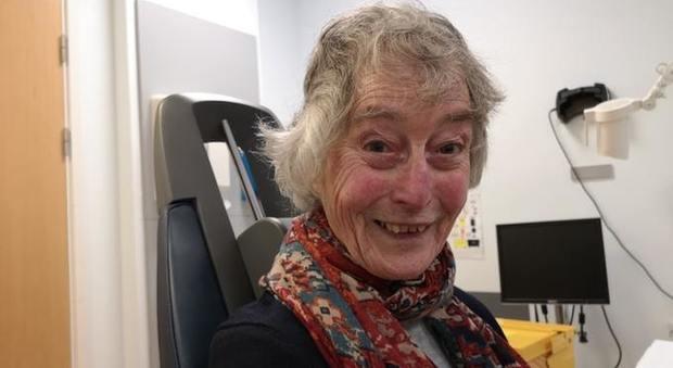 Janet Osborne, 80 anni, di Oxford