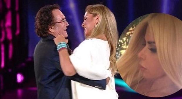 Simona Ventura non lascia speranze alla Lecciso: ecco cosa c'è tra Al Bano e Romina