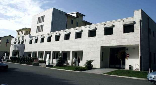 L'ospedale di Asiago