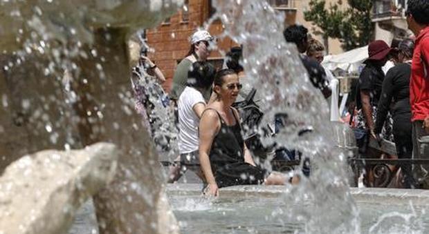 A Roma caldo record: mai un febbraio così dal 1862: ieri registrati 21,6 gradi