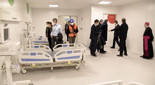 Coronavirus Lombardia: oggi 1.455 positivi in più, 351 i morti. Gallera: «I nostri ospedali stanno iniziando a respirare»