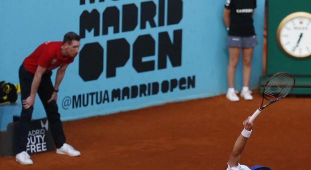 Tennis, nessuna nuova data: Madrid annulla il torneo