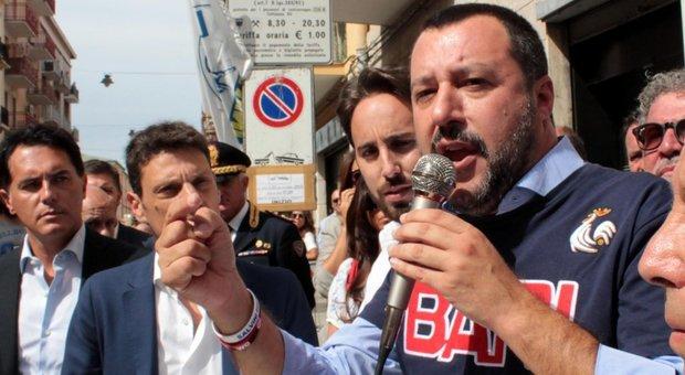 Salvini: in decreto sicurezza più fondi e più uomini per lotta alla mafia