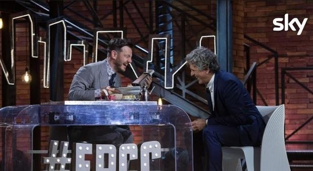 Masterchef, Joe Bastianich dice addio. Giorgio Locatelli annuncia da Cattelan: «L'anno prossimo non ci sarà»