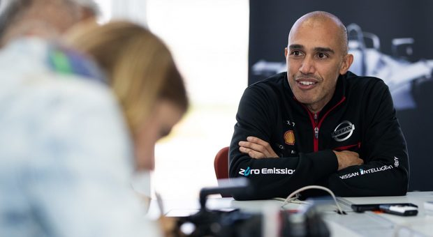 Michael Carcamo, numero uno di Nissan Motorsport