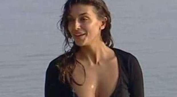 Cristina Buccino, l'ultima naufraga giunta sull'Isola