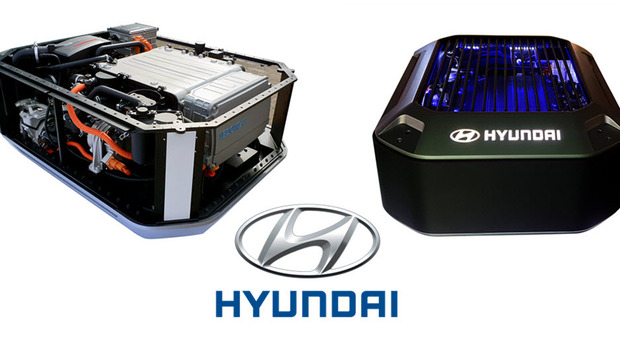 Due Fuell cell Hyundai non del settore automotive