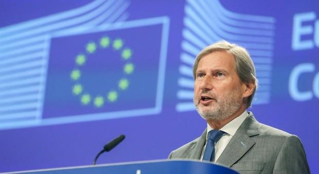 Bilancio Ue: Hahn, accordo fra governi il 20/2 è possibile