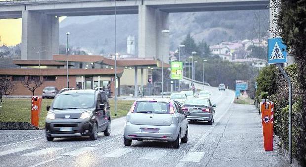 Autovelox piazzati ovunque a Vittorio Veneto: 18 box per stangare le auto che sfrecciano