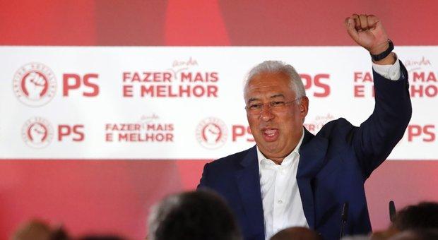 Portogallo ancora a sinistra: vincono i socialisti di Antonio Costa