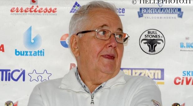 Lutto per la morte dell'ex sindaco Claudio Franceschini