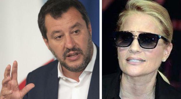 Matteo Salvini: «Come si fa tutti questi mesi senza Grande Fratello?». Heather Parisi lo gela così su Twitter