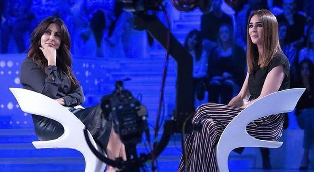 Sabrina Ferilli ospite di Silvia Toffanin a Verissimo