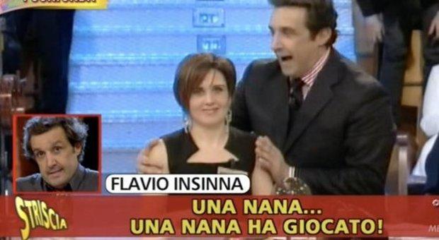Flavio Insinna e il fuorionda violento, Rocchetta poteva licenziarlo