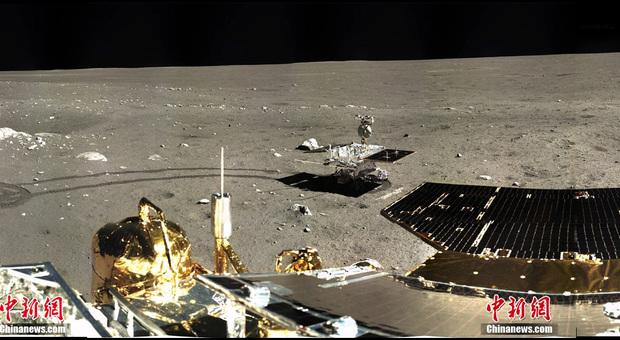 La Nasa marca stretto i cinesi e fotografa la sonda cinese sul lato nascosto della Luna