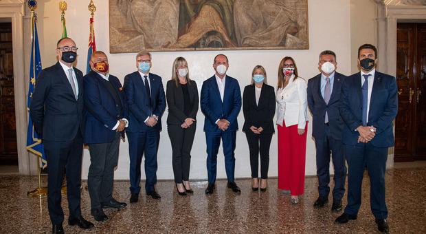 Nuova Giunta della Regione Veneto: assessori e vicepresidente, le nomine di Zaia