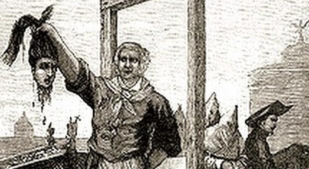 22 marzo 1796/ Inizia la carriera di Mastro Titta: il boia di Roma