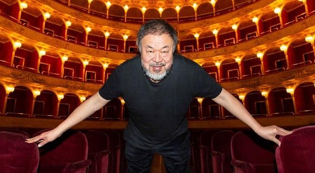 L'artista Ai Weiwei