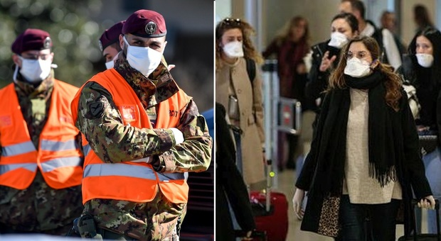 Coronavirus, Conte: «Estensione delle restrizioni in tutta Italia per fermare il virus. Scuole chiuse fino al 3 aprile»