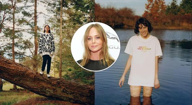 Stella McCartney lancia una collezione ecosostenibile per sensibilizzare sui cambiamenti climatici
