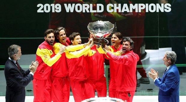 Coronavirus, l'annuncio dell'Itf: Coppa Davis e Fed Cup rinviate al 2021