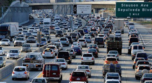 Los Angeles è la città più stressante degli Stati Uniti (ma non del mondo)
